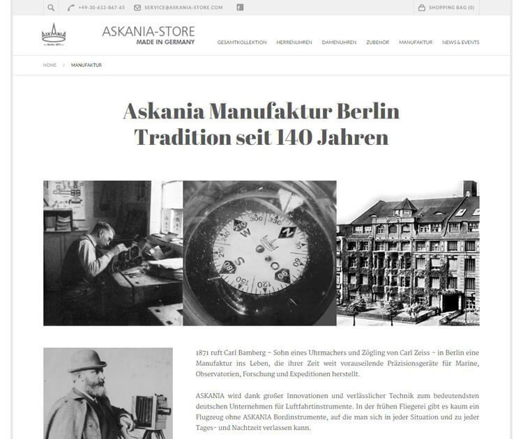 askania online