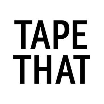 Tape That Logo