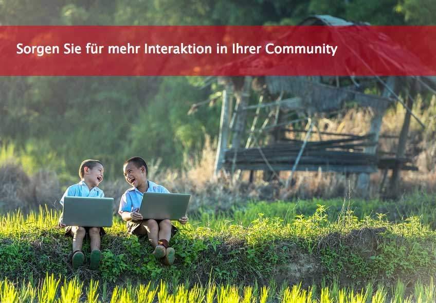 Community-Managment-Agentur