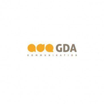 GDA Kommunikation Logo
