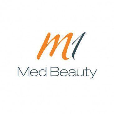 M1 Med Beauty Logo