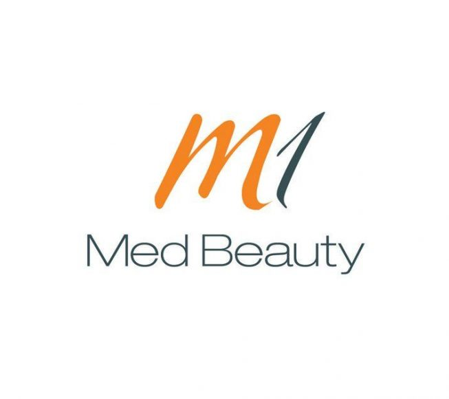 M1 Med Beauty Logo