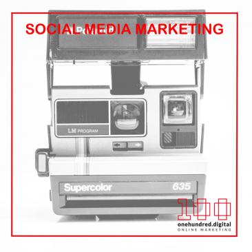 onehundred.digital ist Ihre Social Media Agentur in Berlin