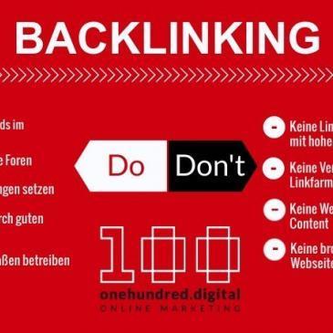 Backlinking Agentur