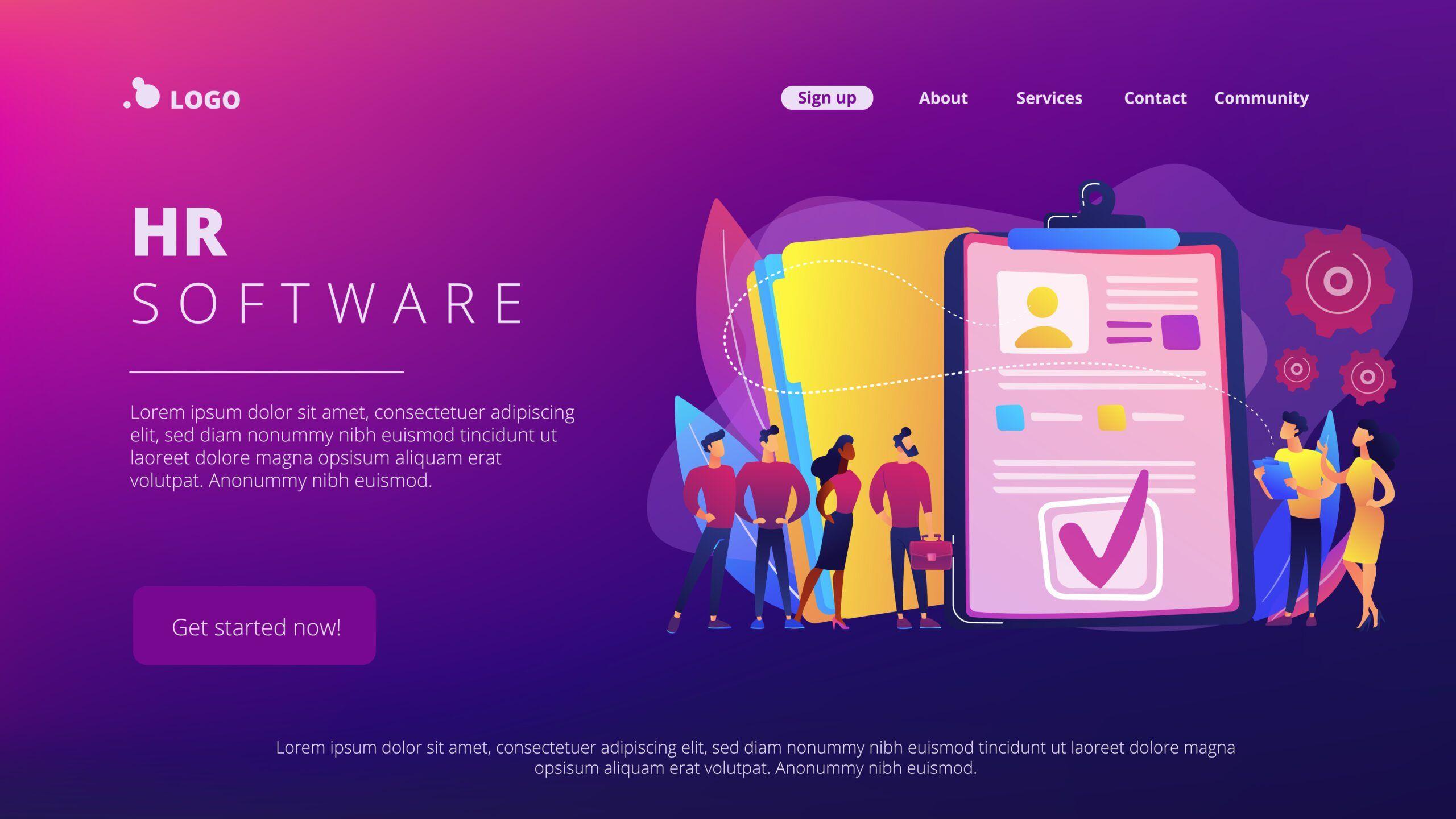 HR Software WordPress Bewerberportal