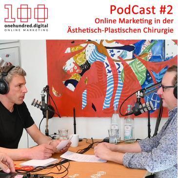 Simon Boé und Andreas Oertel | onehundred.digital